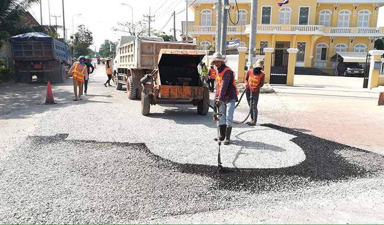 Siem Reap to build more roads to promote local economy