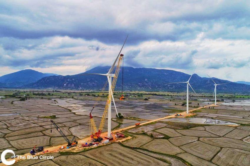 Wind power on the horizon