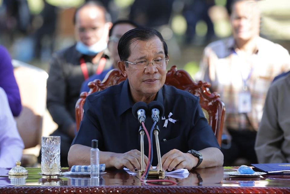 PM Hun Sen Promotes Aquaculture Productivity