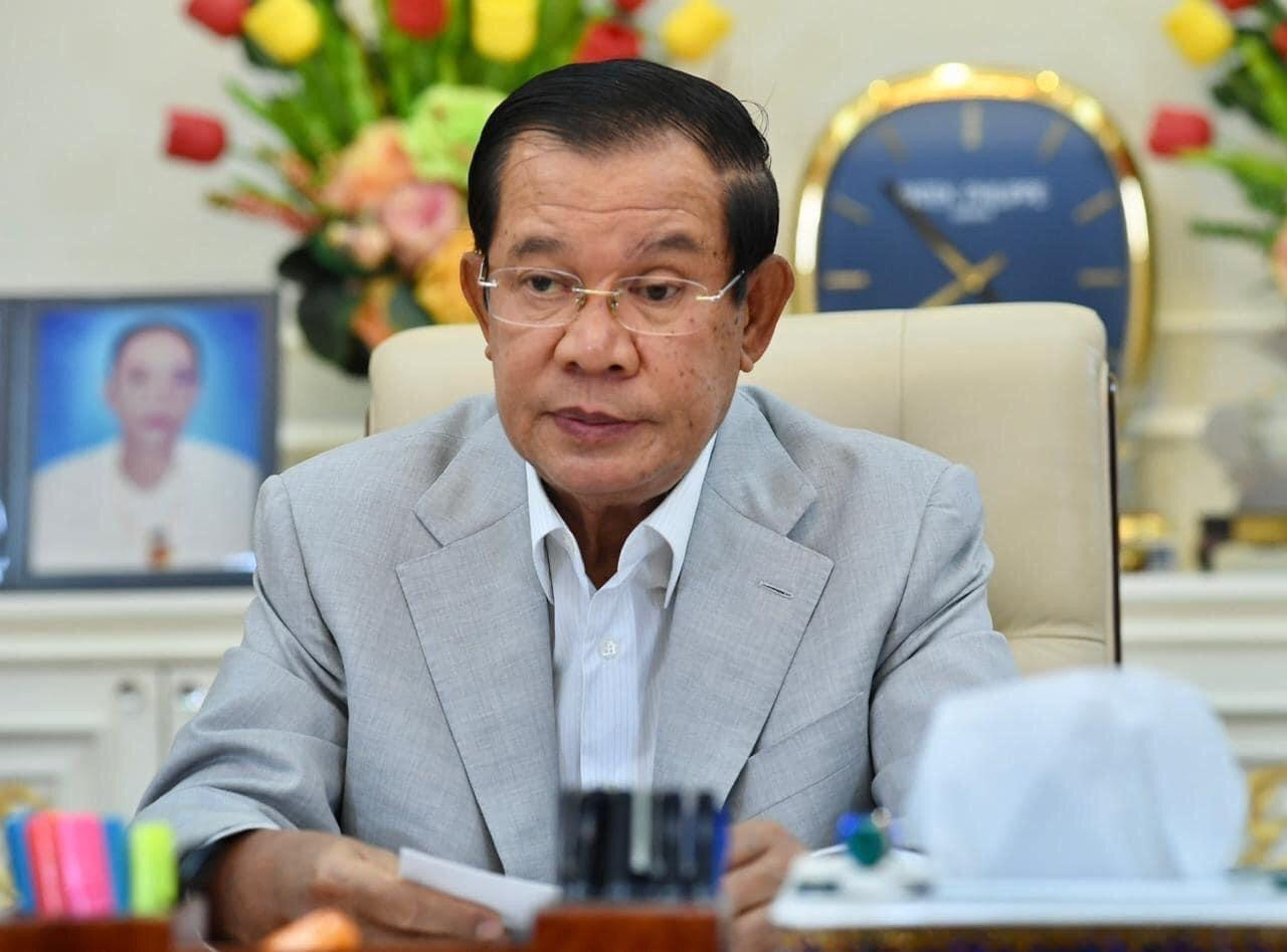 Cambodian Premier Appeals To Citizens And Foreign Tourists To Follow The Instructions Of The Ministry Of Health To Protect COVID-19 Infection