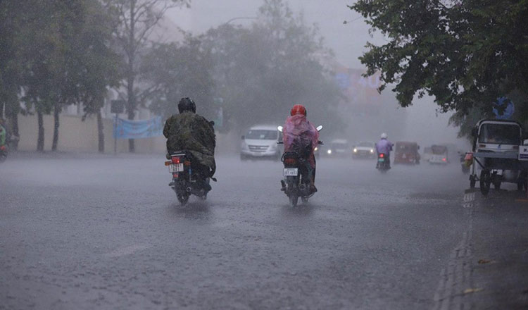 More rain expected in second week of July