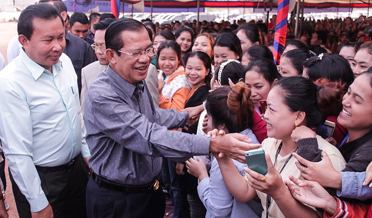 $10-million garment factory to open in Kampong Speu province