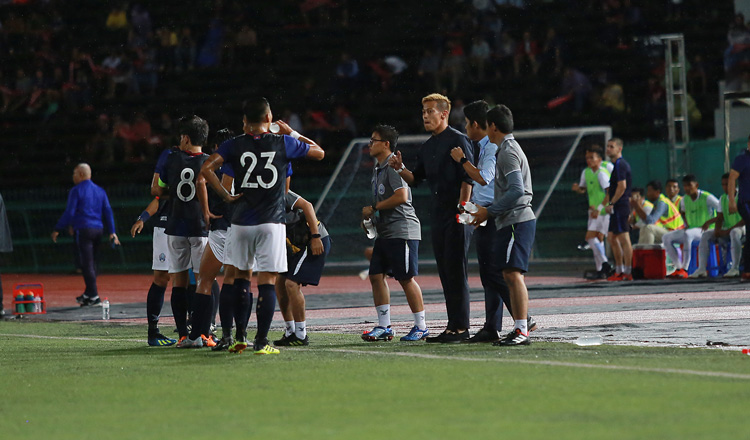 Cambodia's WC qualifying matches rescheduled to next year
