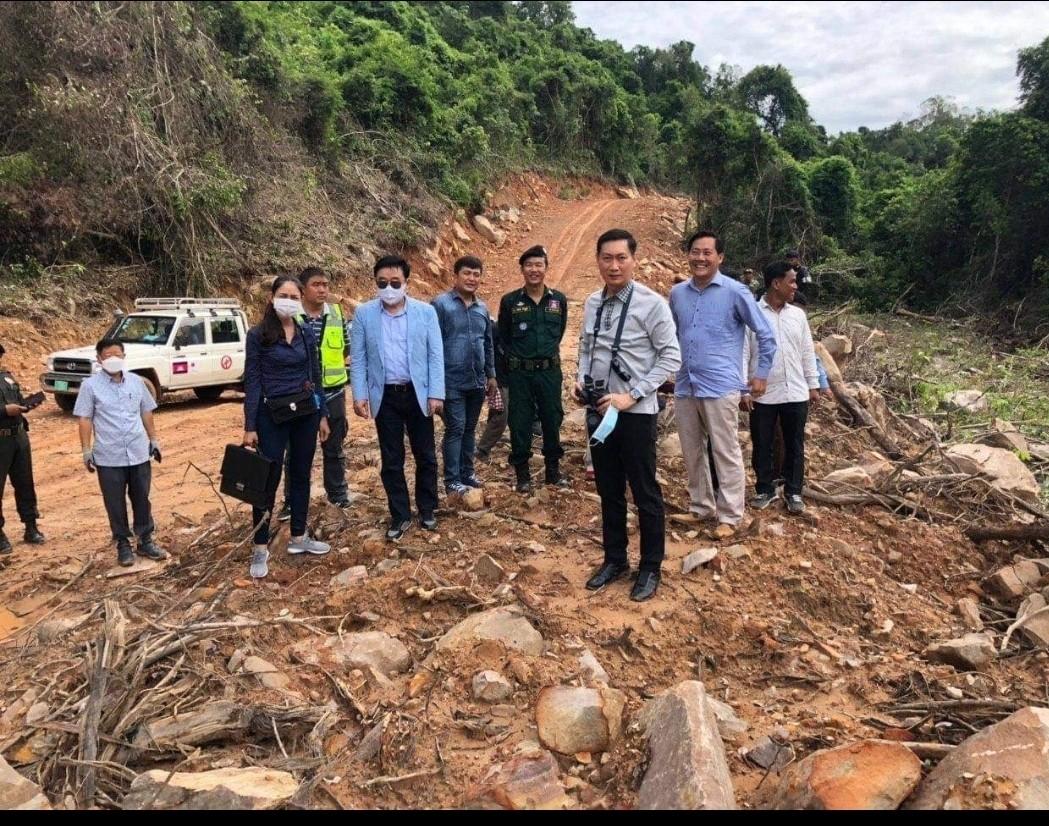 New $231M Pursat dam built