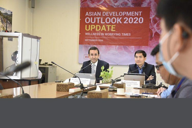 ADB Revises Cambodia's 2020 Economic Forecast Upward