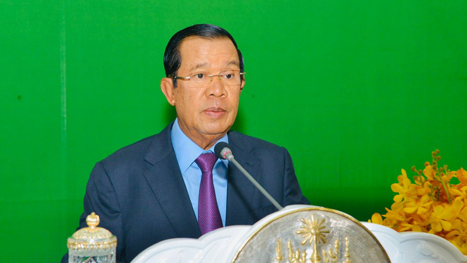 """Cambodian PM Highlights Five Key Points on """"Financing The 2030 Agenda For Sustainable Development In The Era Of COVID-19 And Beyond"""""""
