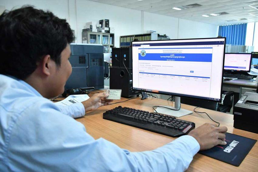 New online registration system to streamline voting documents