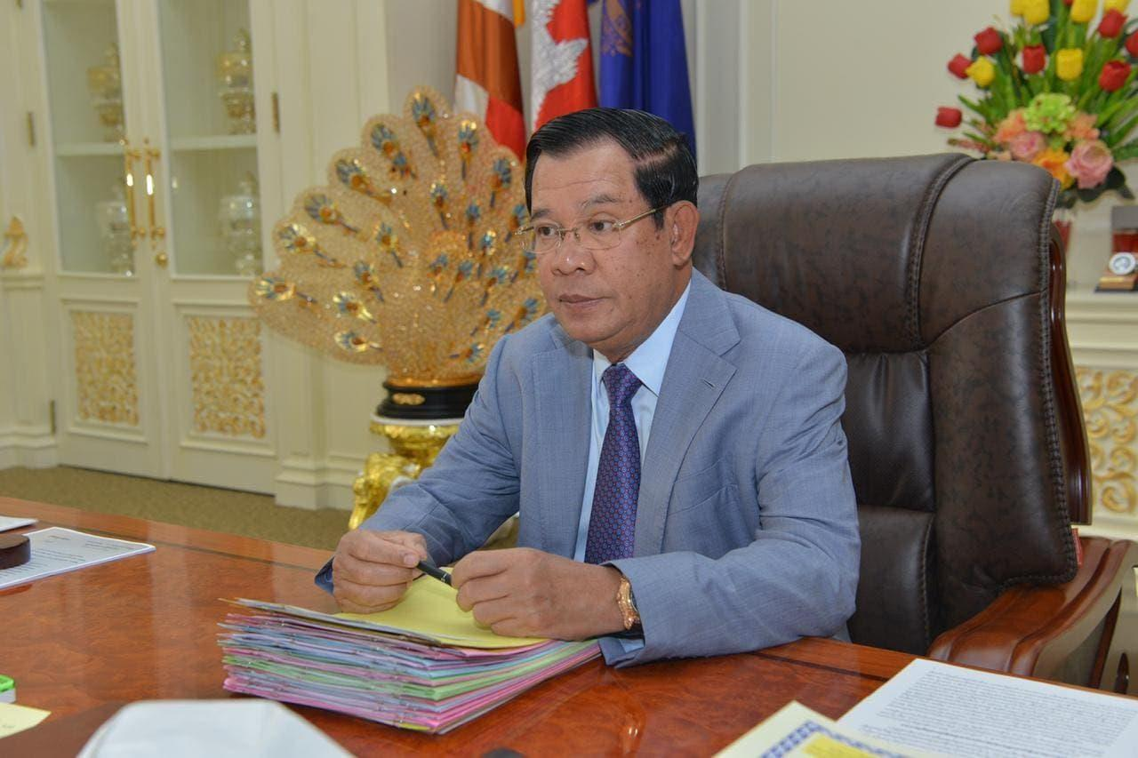 Cambodian PM Sends A Letter of Appreciation to Director of Institute Pasteur Du Cambodge
