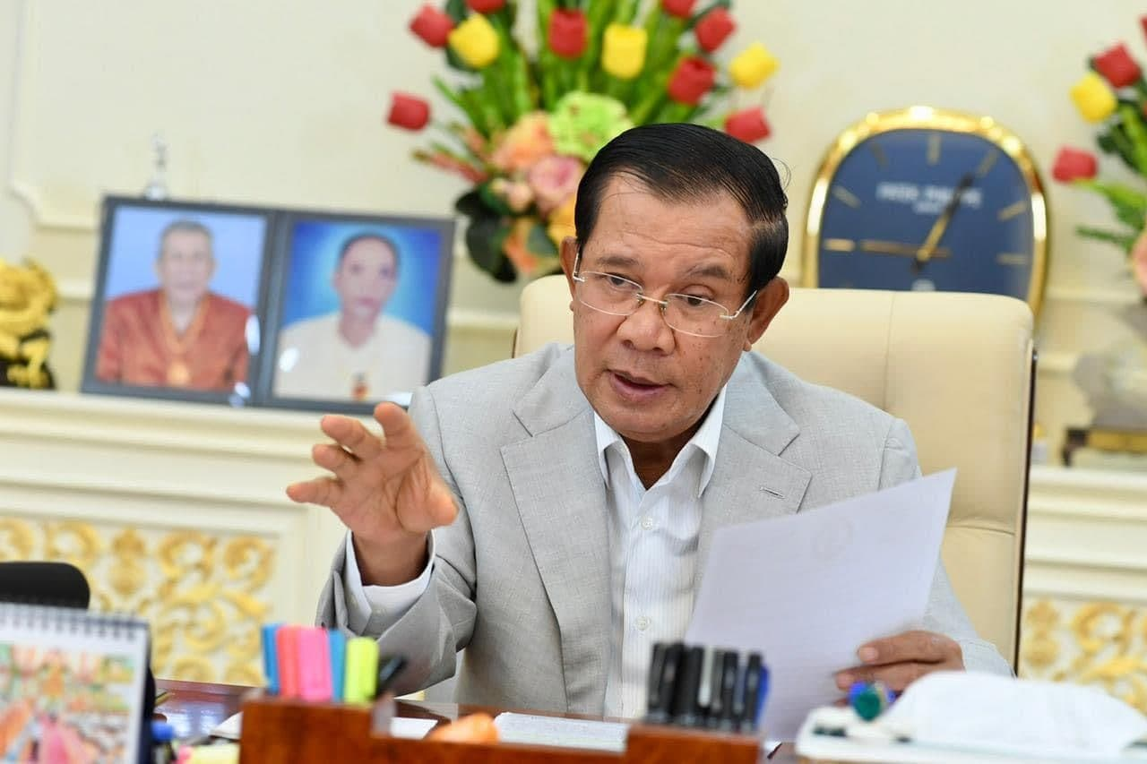 PM : The Government Will Not Lock Down The Country or Phnom Penh