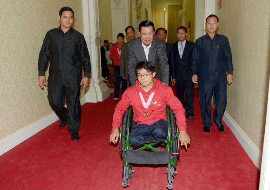 Rights Of People With Disabilities Remain Government's Top Priority