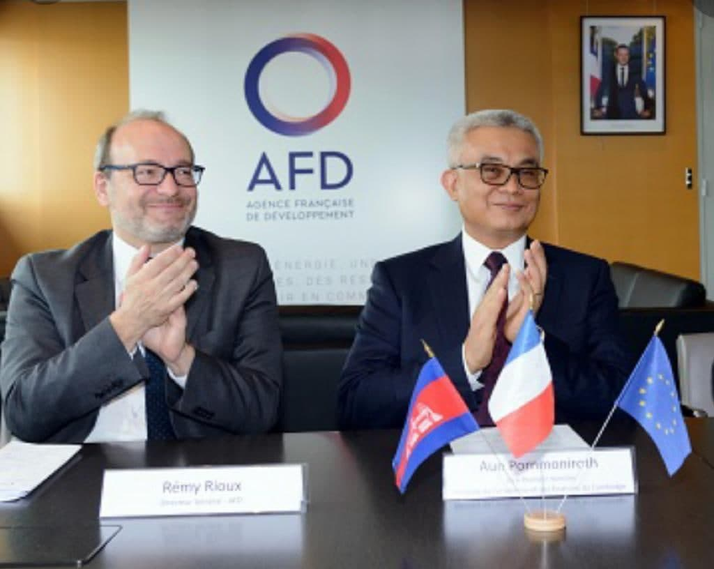 France Provides Over US$91 Million To Develop Agriculture And Combat Climate Change In Cambodia
