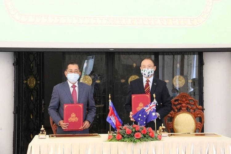 Cambodia COVID-19 Development Response Plan Launched