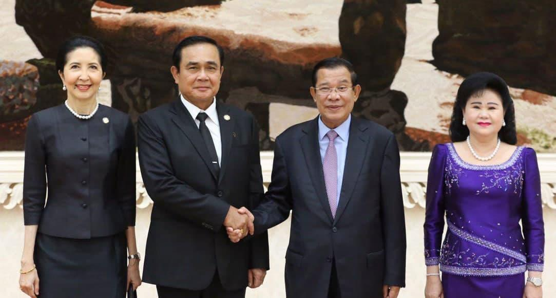 Thai PM Sends Diplomatic Anniversary Letter to Cambodian PM