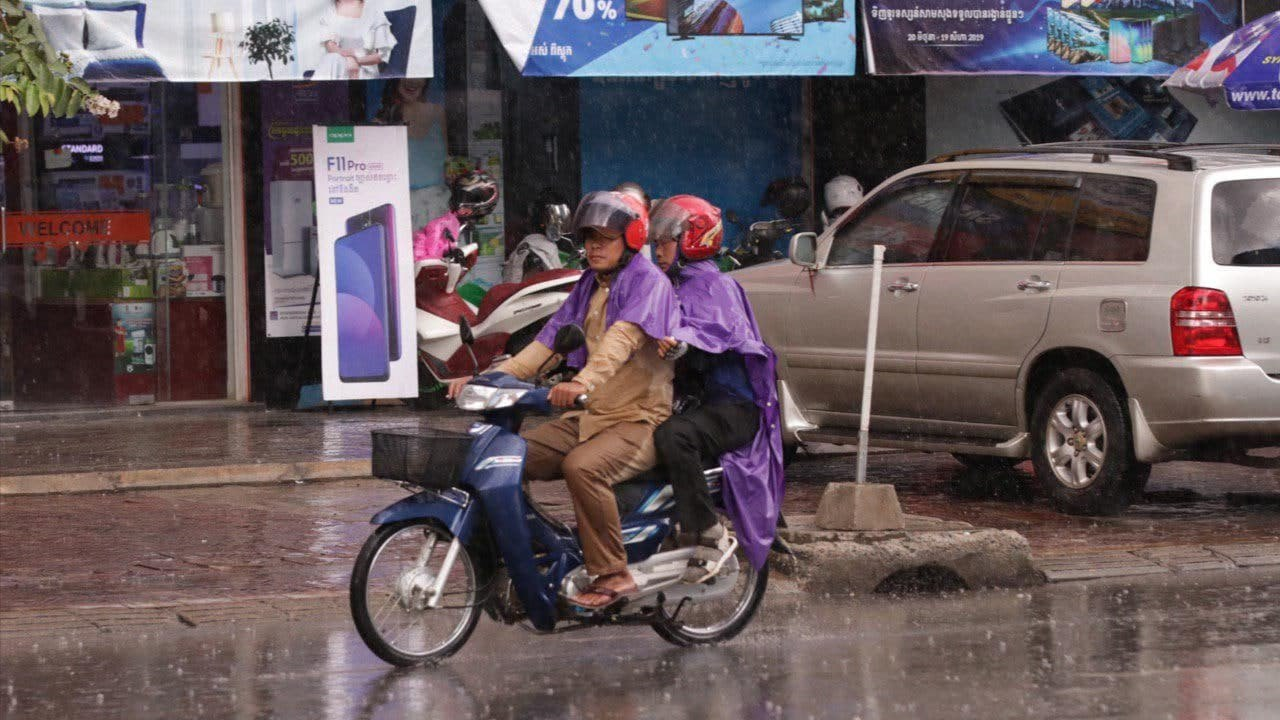 Weather Forecast: Cambodia To Have Light To Moderate Rain Starting From This Weekend