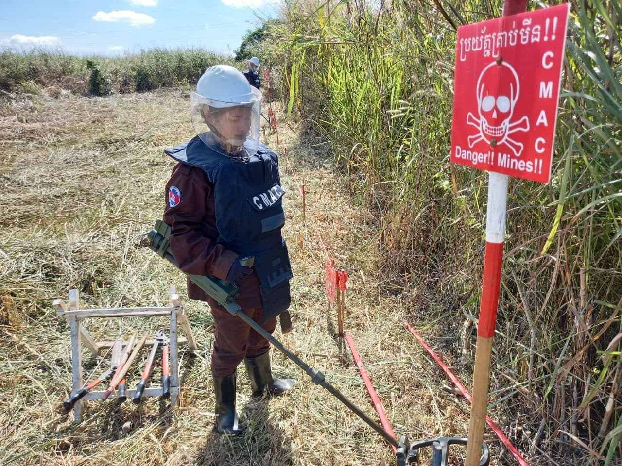 Remarkable Achievements in Cambodia Landmine Clearance, Yet More Work Remains