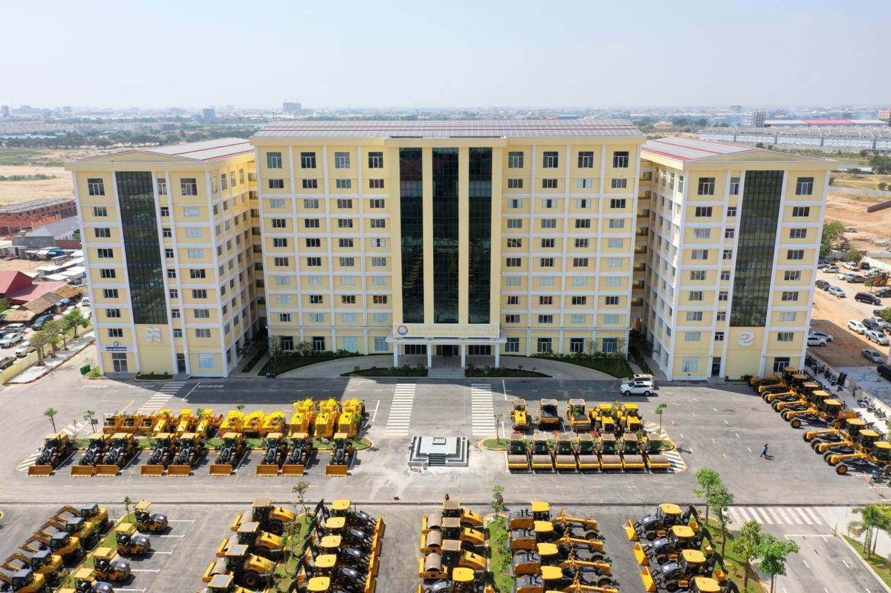 New Main Office Building of Ministry of Public Works and Transport Inaugurated