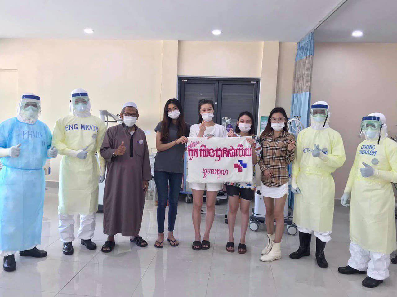 One year on from the first COVID-19 case in Cambodia