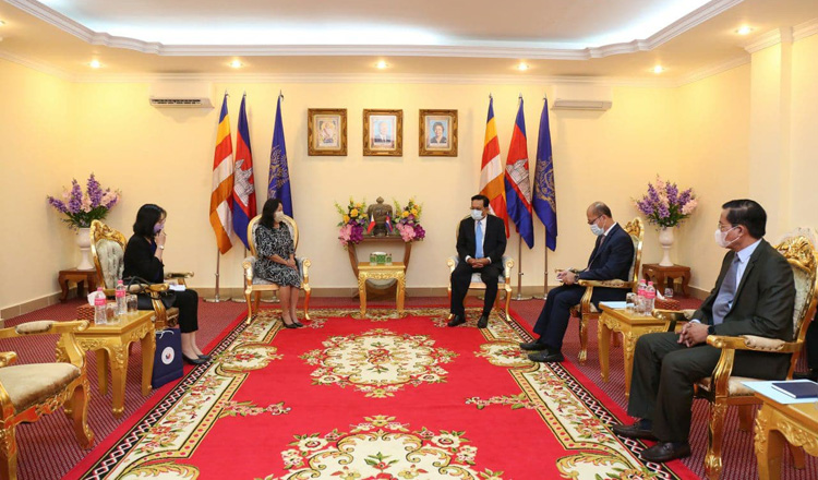 Cambodia and Philippines Further Strengthen TVET Relations