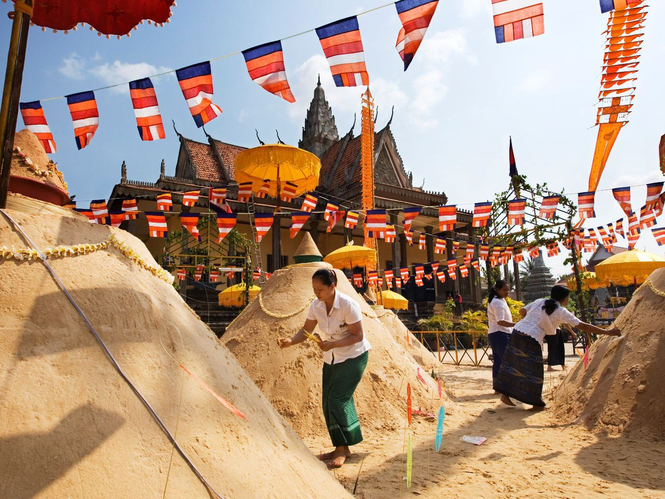 Khmer New Year Will Be Celebrated As Usual