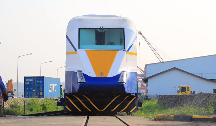 China to boost Sihanoukville railway infrastructure hopes