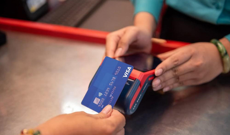 Cashless Cambodia boosted by pandemic