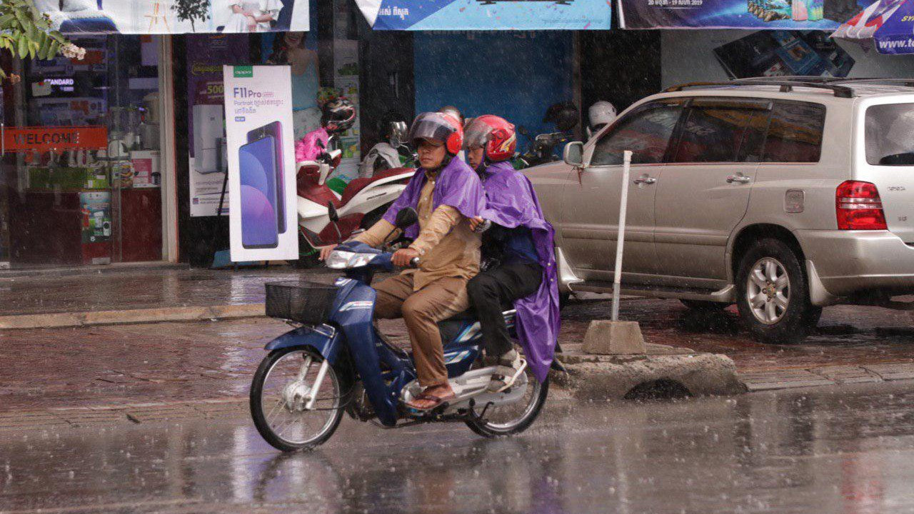 Weather Forecast: Cambodia To Have Light To Moderate Rain Early Next Week