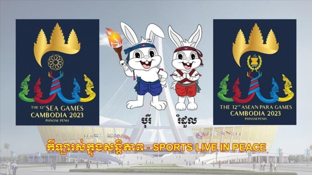 800 Days To Go For SEA Games-Para Games 2023 In Cambodia