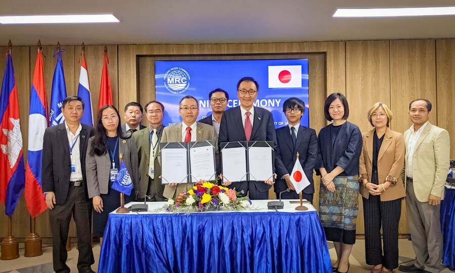 Japan Provides Nearly $3M to MRC