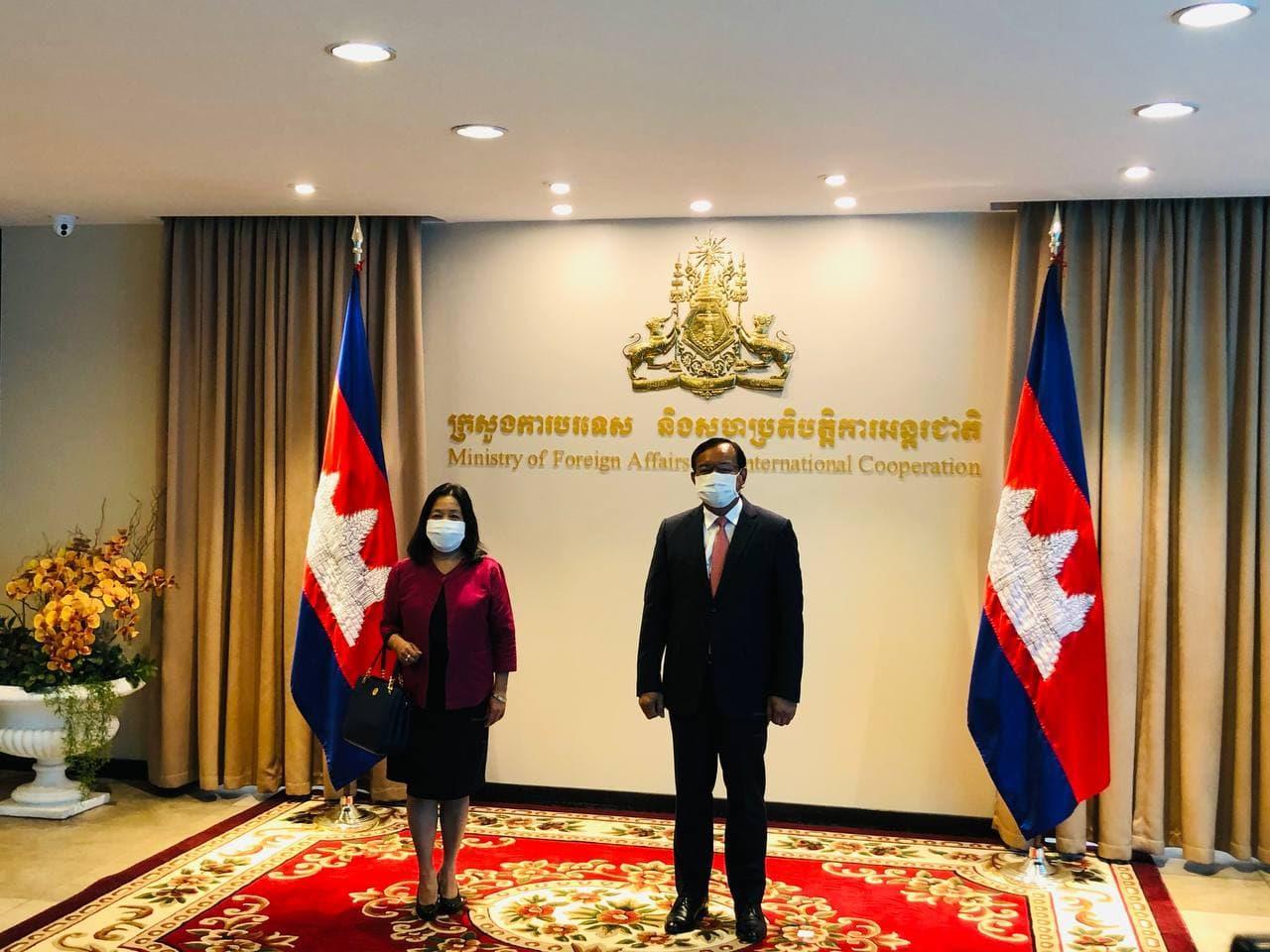 Cambodia-Philippines Discuss Agreement on Double Tax Avoidance