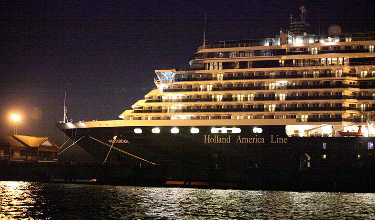 Call to promote Westerdam anniversary as tourism draw