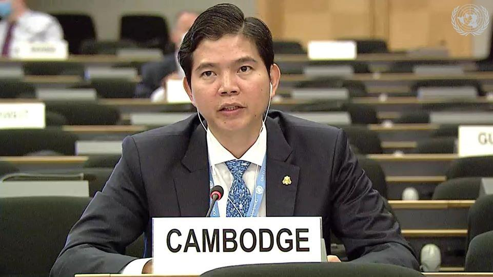 Statement By Cambodia Ambassador And Permanent Representative In Reply To Delegation Of Finland