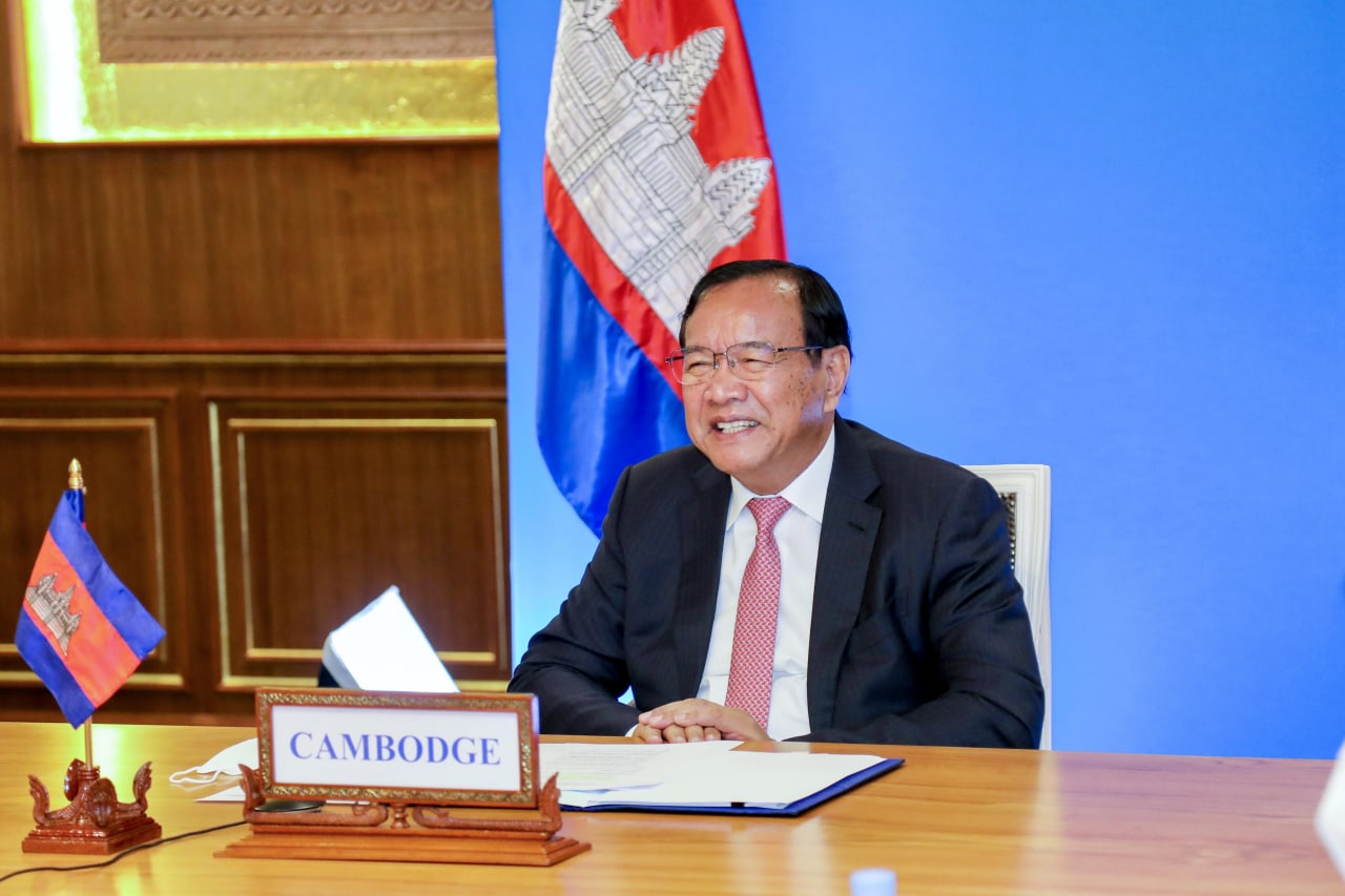 Cambodia: No country considered safe if others are not