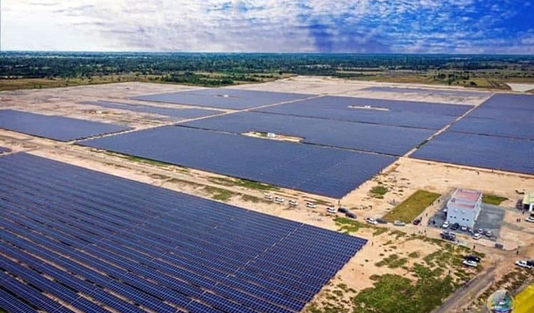 CDC approves another solar power plant project in Svay Rieng province