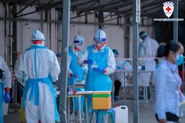 Cambodia Reports 508 New COVID-19 Cases; 127 Recovered