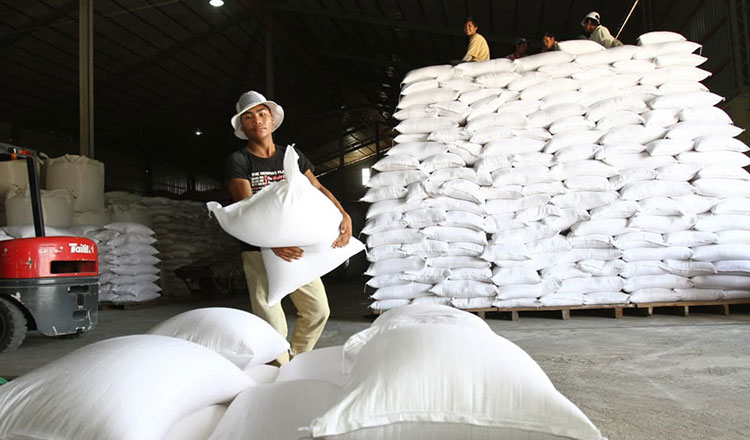 Cambodia generates almost $110 million from milled rice exports in Q1