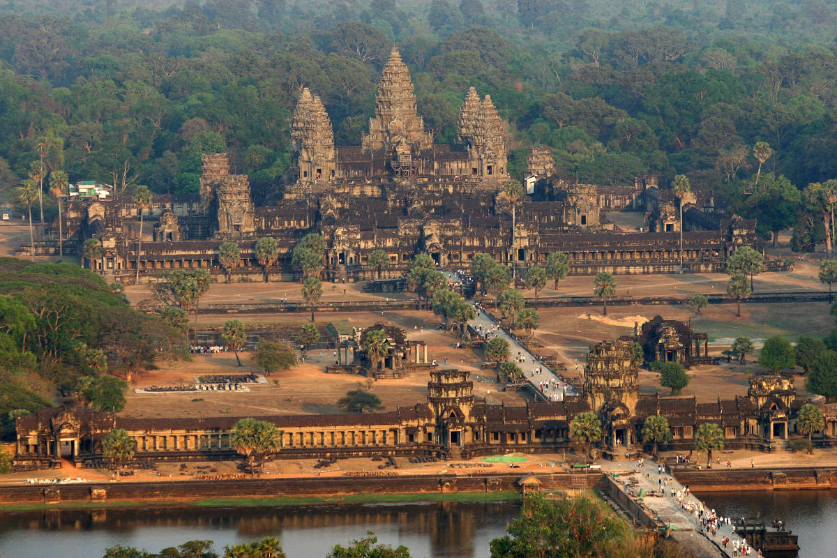 Angkor Resort Receives Almost 4,500 Tourists In Q1