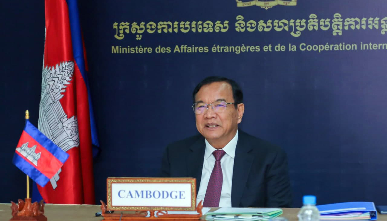 Cambodian Top Diplomat To Attend Open-Ended Troika Dialogue Between ASEAN And UK