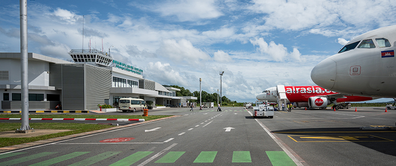 No More Quarantine for Flight Passengers in Sihanoukville
