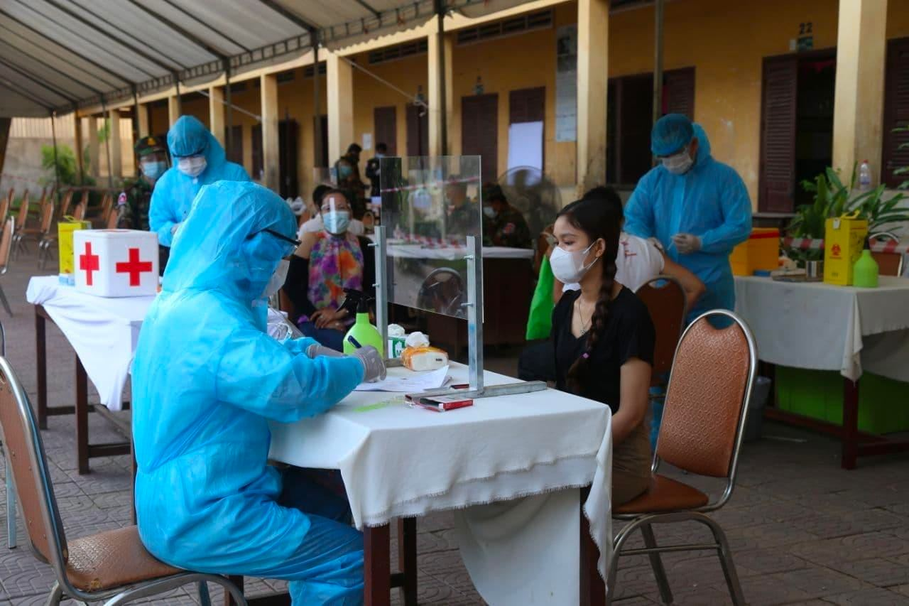 Nearly 150k People Inoculated in Red Zone in 4 Days