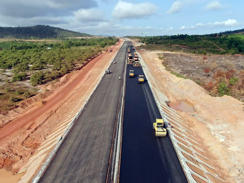 Sihanoukville Expressway Cooperation Project Expected to Be Completed Ahead of Schedule