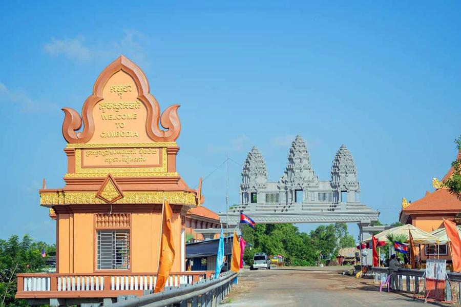 Cambodia and Vietnam open new border gate temporarily amid Covid-19