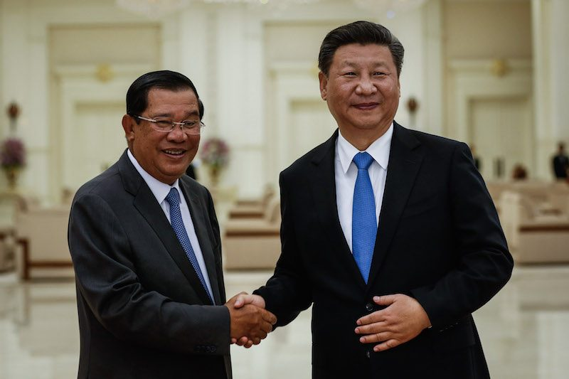 Cambodia-China Trade Volume Reaches Some US$3 Billion In First Four Months