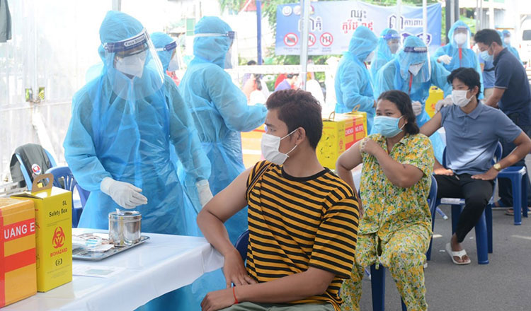 Vaccination in Red Zones Has Reached 80 Percent