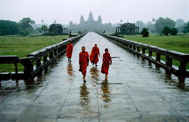 Cambodia set to experience moderate, heavy rainfall