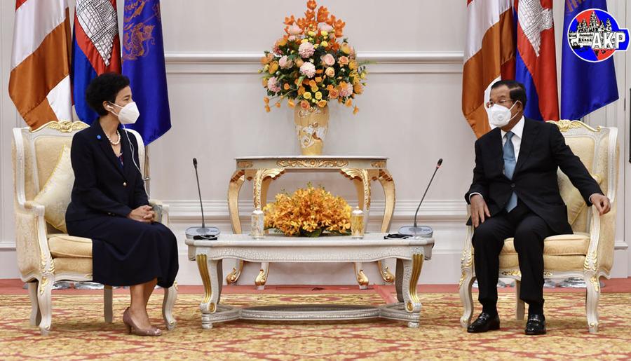 France To Continue Contributing To Inclusive Development In Cambodia