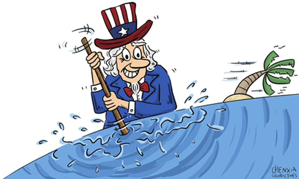 Global Times Analysis: US attempts to force Cambodia to drop pro-China stand