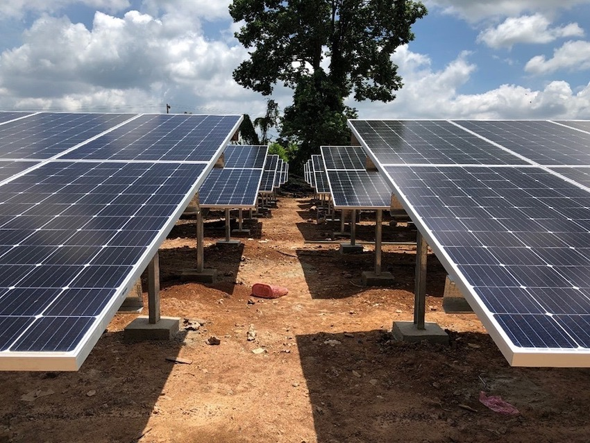 Cambodia to Produce 450MW of Solar Energy by 2022