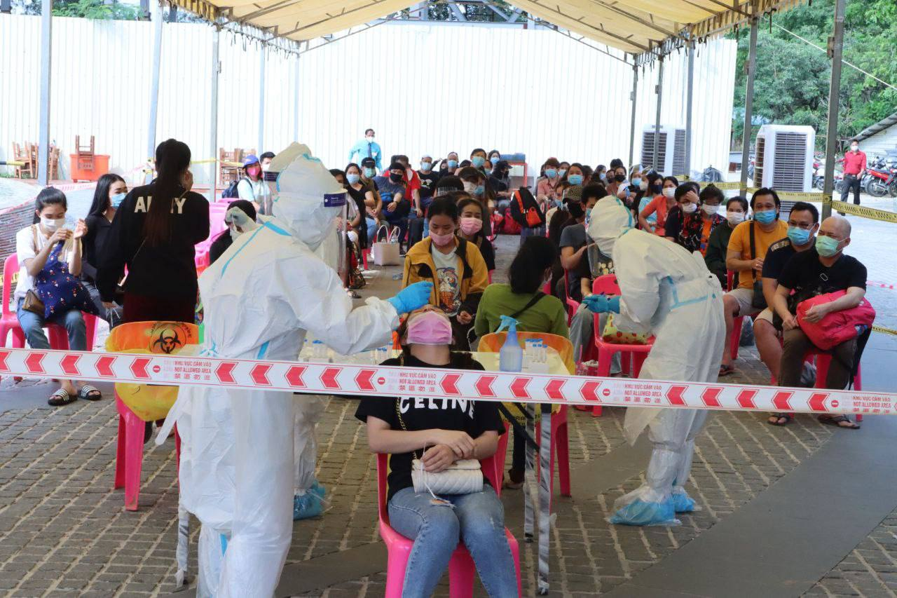 Covid-19: Cambodia Registered 426 New Cases, 760 Recoveries and 11 Deaths