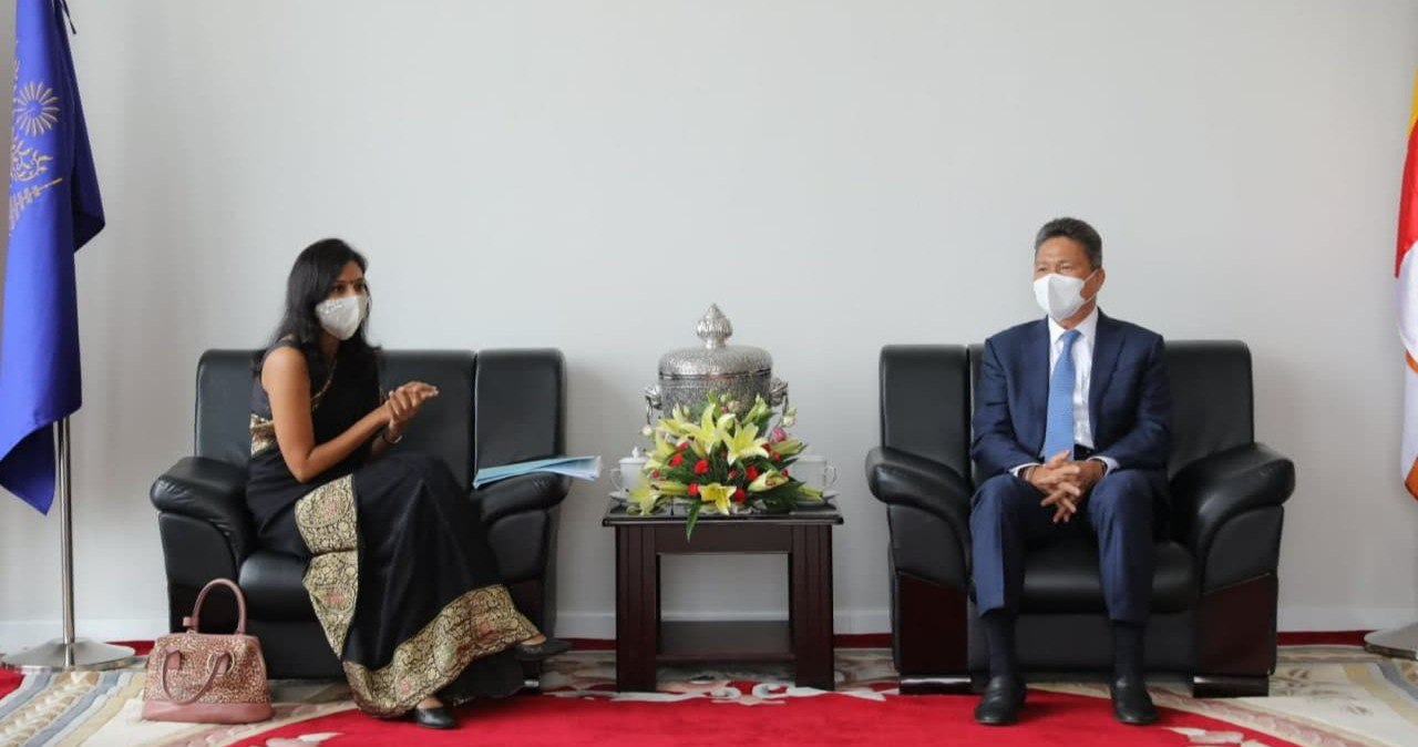 India To Support Cambodia In Three Main Sectors