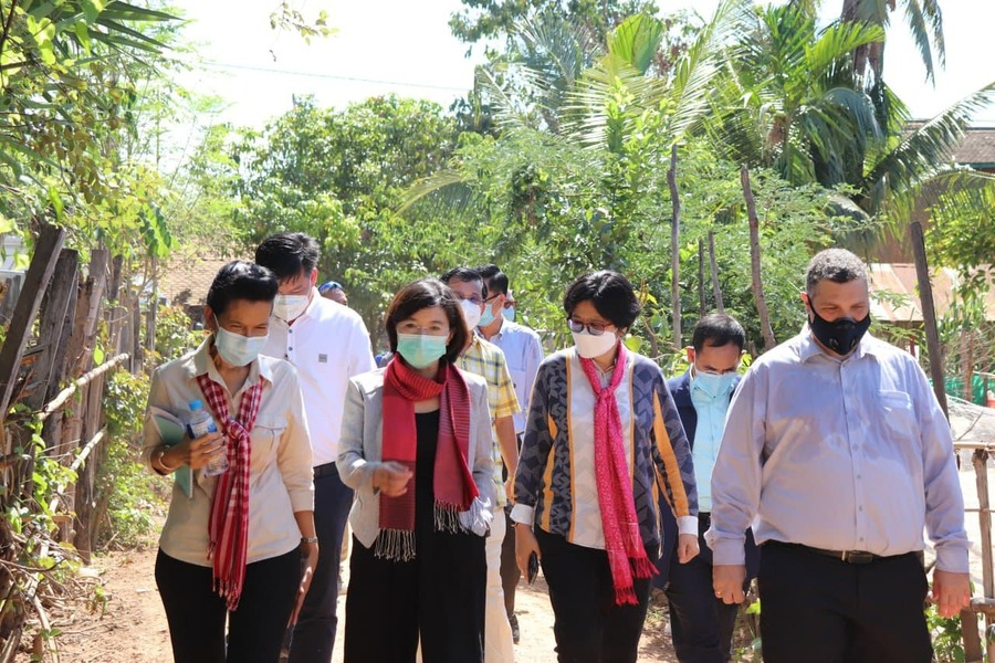 WHO Urges More Effective Interventions And Calls For Greater Community Participation To Suppress COVID-19 Transmission In Cambodia